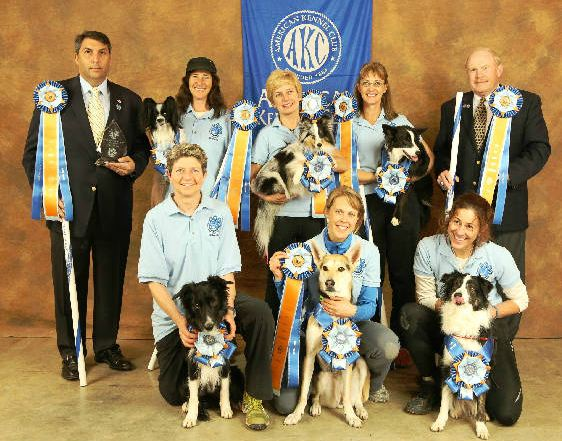 AKC Nationals 2013 Winners